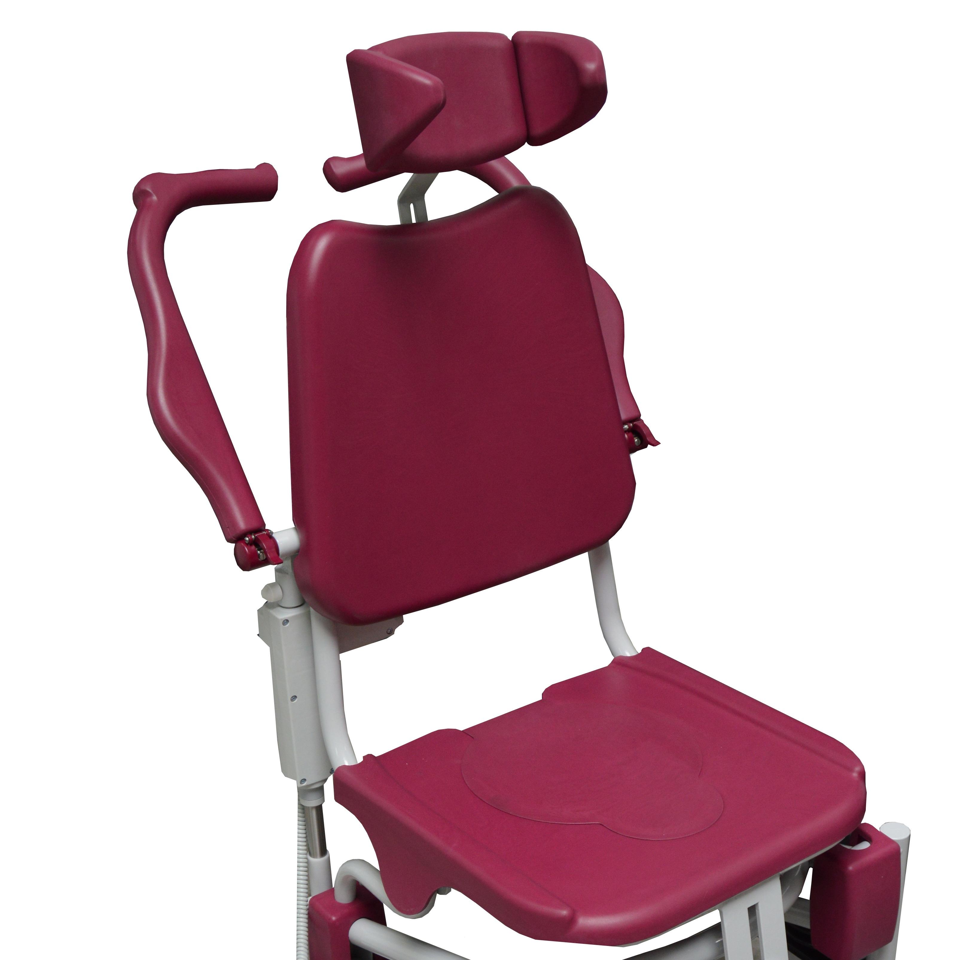 soflex 2 lectrique fauteuil l vateur de douche inclinable hauteur variable lectrique. Black Bedroom Furniture Sets. Home Design Ideas