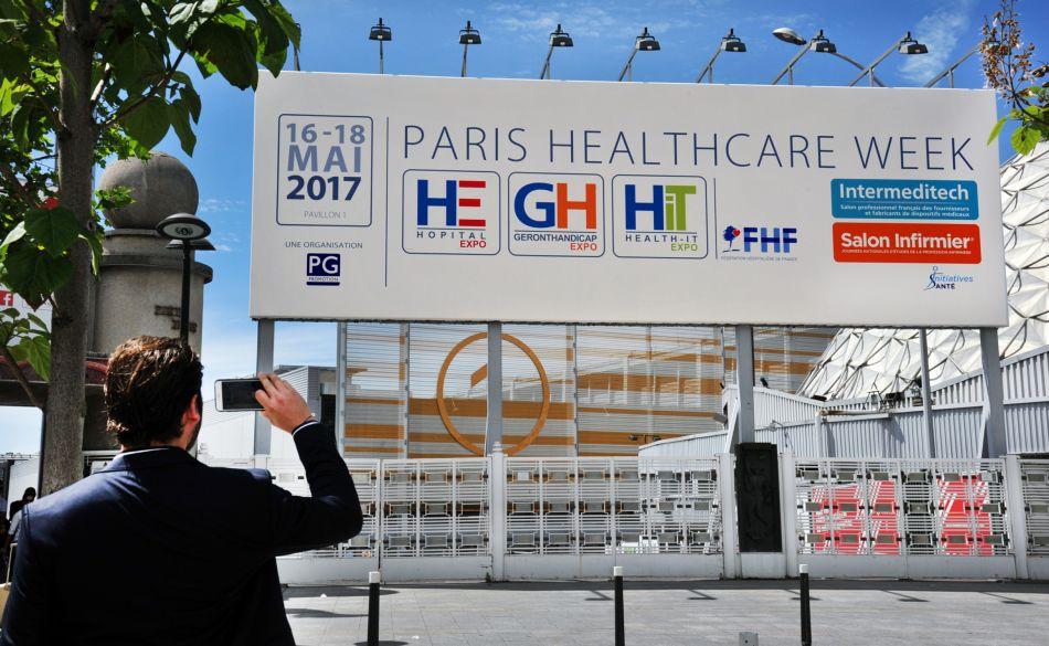 Hopital expo 2018 nouveaut s et innovations pour le groupe reval france reval - Hopital porte de versailles ...